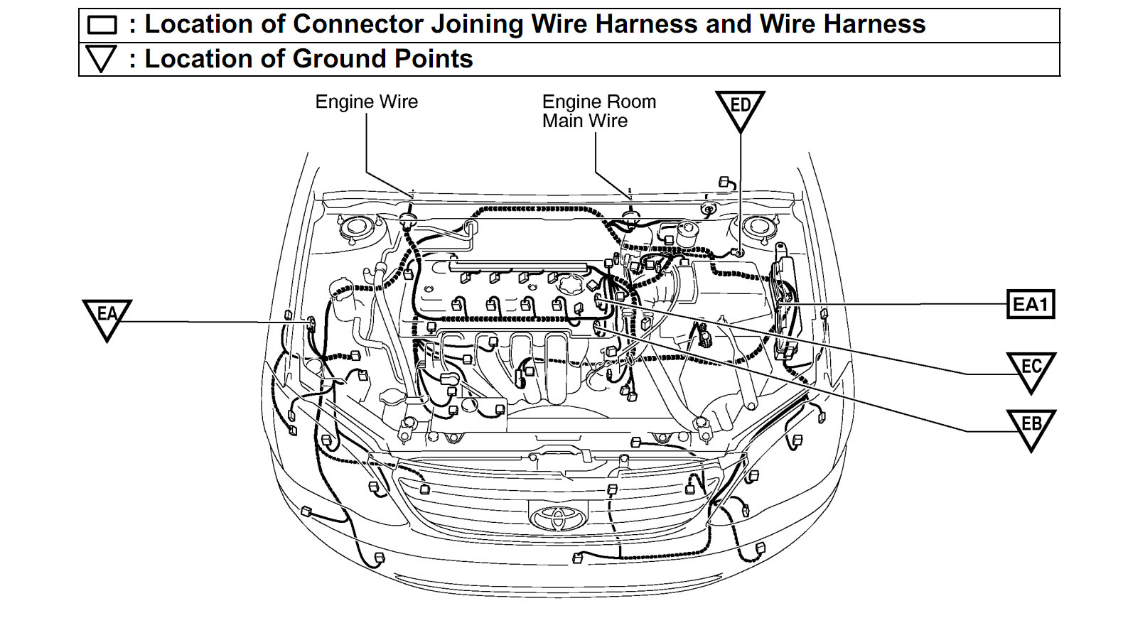 location of the vvt sensor toyota camry  location  free